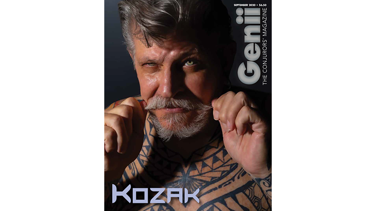 Genii Magazine September 2020 - Book