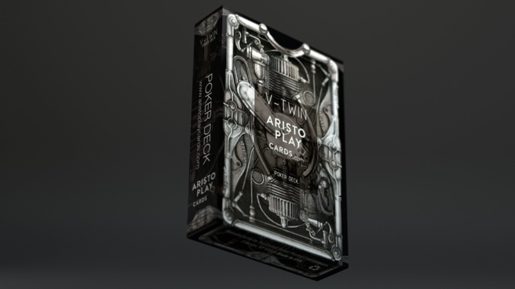 ARISTO V-TWIN Playing Cards