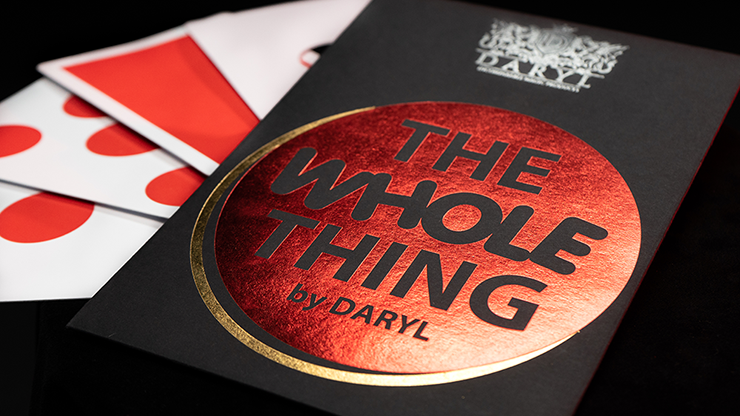 The (W)Hole Thing STAGE (With Online Instruction) by DARYL - Trick