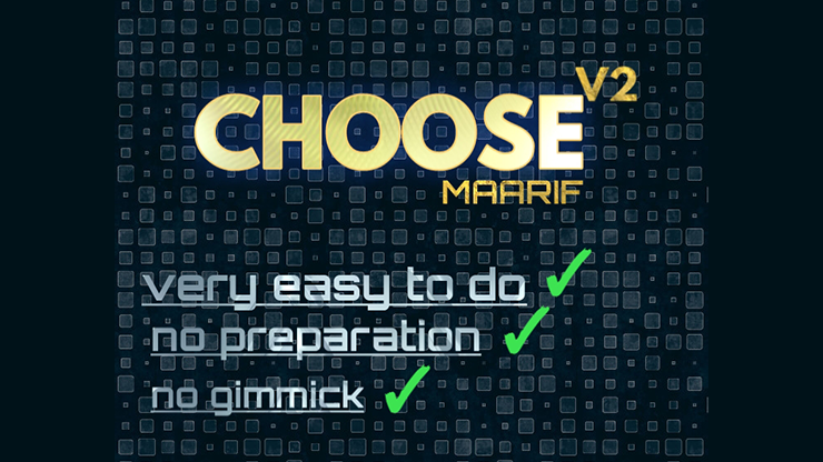 Choose V2 by Maarif video DOWNLOAD