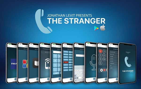 The Stranger for GOOGLE PLAY STORE (Playing Card Module)